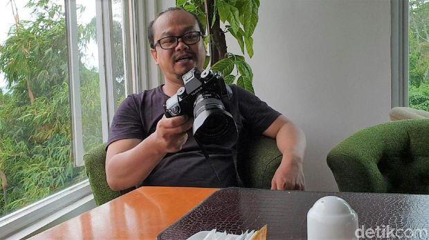 Bangga! Karya Fotografer Mainan Ini Dipamerkan di Luar Negeri