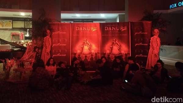 Kemeriahan Gala Premiere Danur 2: Maddah