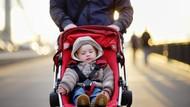 Bayi Lebih Rentan Terpapar Polusi Saat Duduk di Stroller