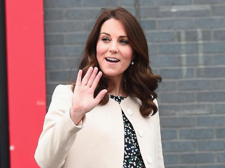 Persiapan Kelahiran Anak ke-3 Kate Middleton Sudah Mulai Terlihat