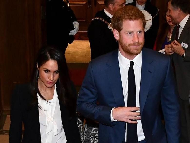 Intip Persiapan H-2 Pernikahan Pangeran Harry-Meghan Markle