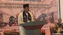 Sandi: Era Transportasi Umum Jakarta akan Berbasis Rel