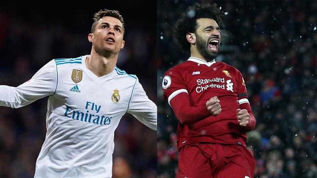 Final Liga Champions: Madrid vs Liverpool, Bukan Ronaldo vs Salah