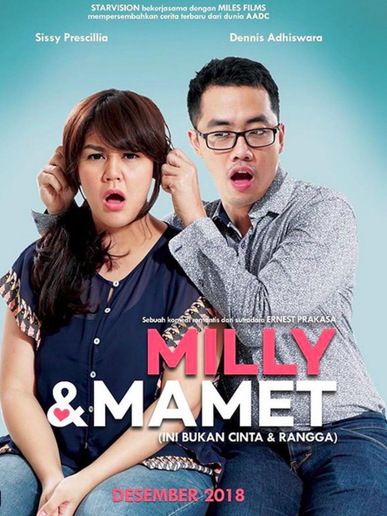 Milly & Mamet Tak akan Bikin Baper ala Dilan