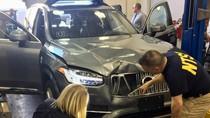 Ini Penyebab Mobil Otonom Uber Tabrak Pejalan Kaki