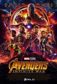 Poster resmi Avengers: Infinity War