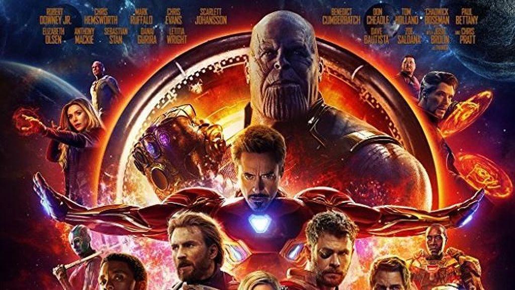 OnePlus 6 Bikin Edisi Khusus Avengers: Infinity War