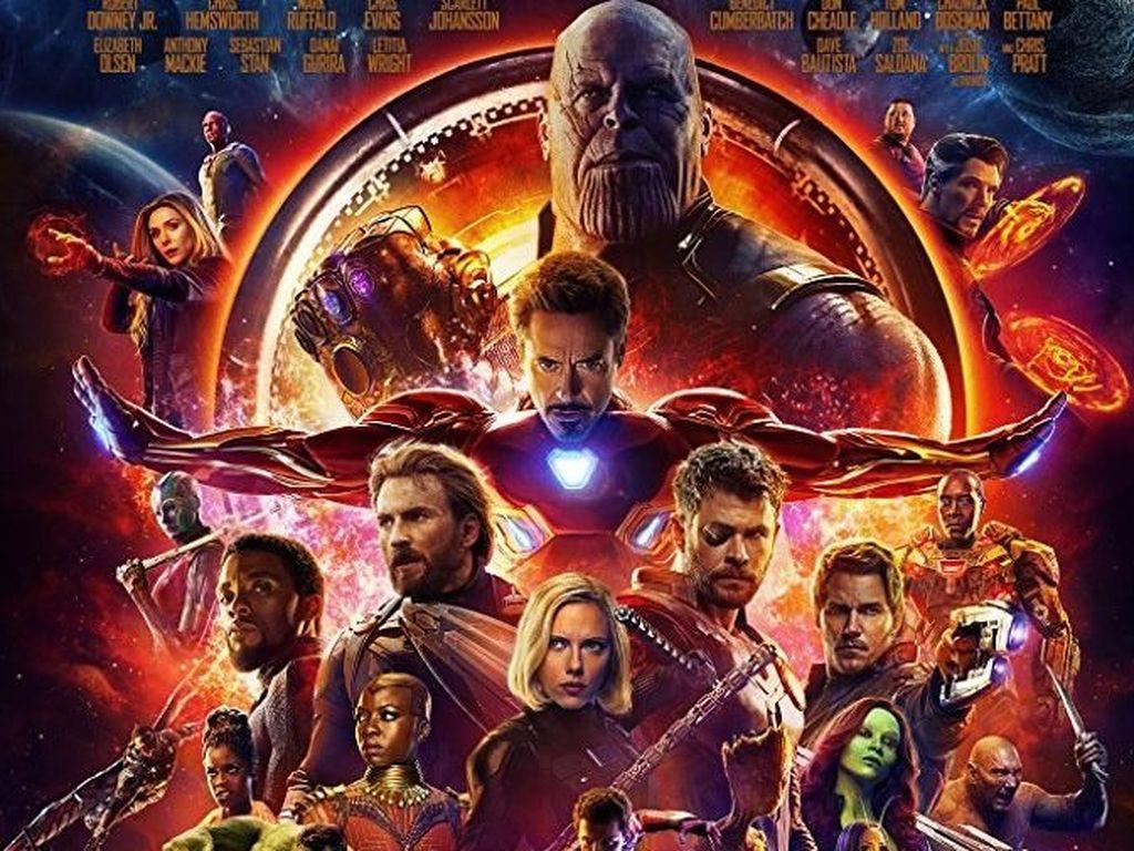 Tempat Syuting Infinity War