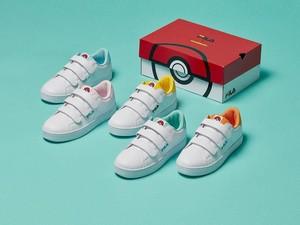 Fila Rilis Sneakers Tema Pokemon yang Bikin Nostalgia
