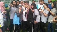 Menteri PUPR Jadi Sasaran Selfie