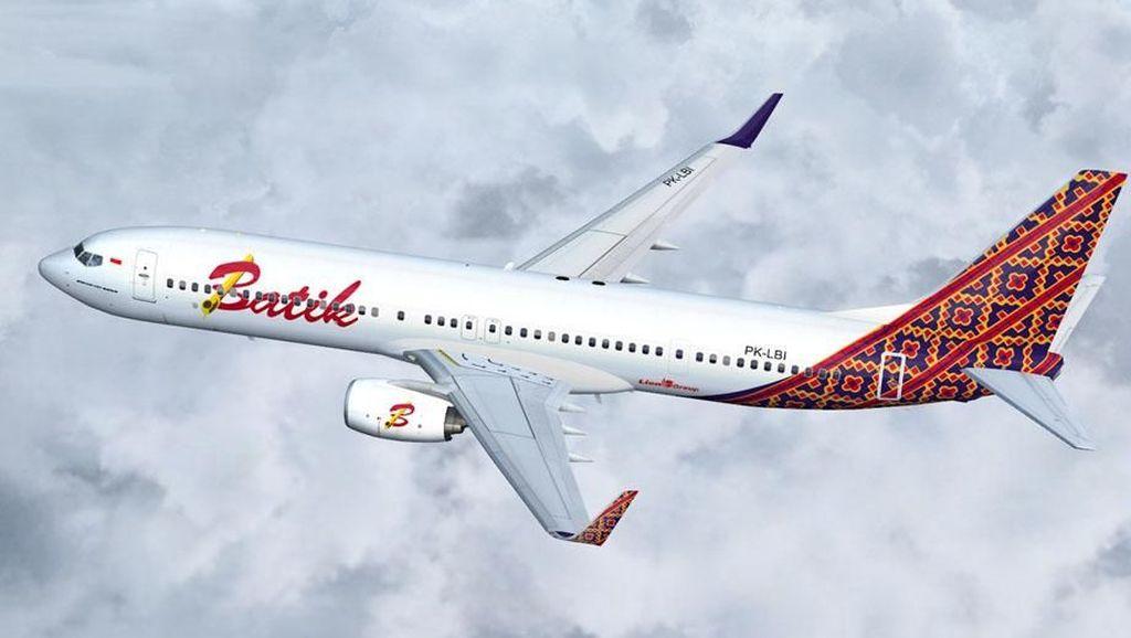 Soal Penumpang Nge-Vape di Pesawat, Batik Air Perketat Pemeriksaan