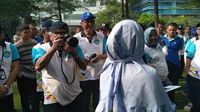 Menteri PUPR d Hari Air Dunia