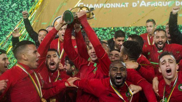Maroko sukses menyingkirkan