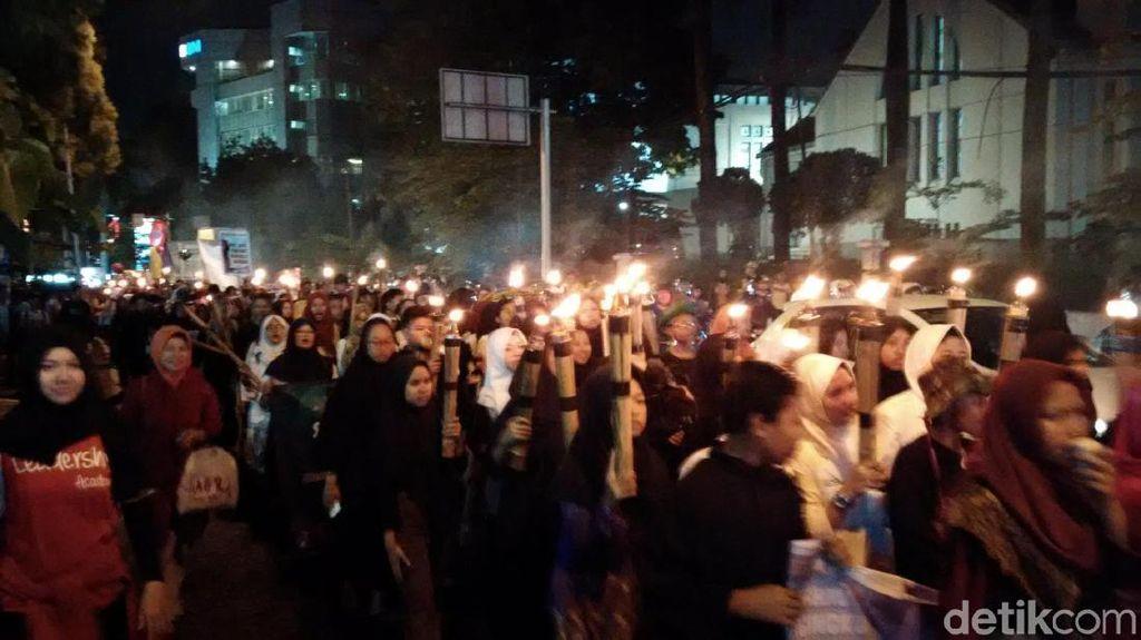 Pemkot Bandung Larang Pawai Obor Perayaan Tahun Baru Islam