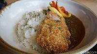 Okuzono : Nikmatnya Ebi Kakiage Udon dan Pirikara Tofu di Resto ala Izakaya