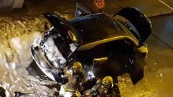 Mobil Listrik Terbakar, Cara Matikan Apinya Tak Bisa Sembarangan