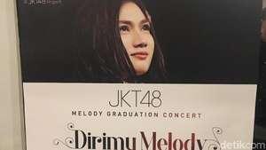 Mau Diborgol Melody JKT48?
