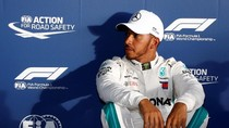 Pole yang Luar Biasa untuk Hamilton
