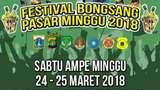Festival Bongsang, Jl Raya Ragunan Ditutup Sampai Besok Malam