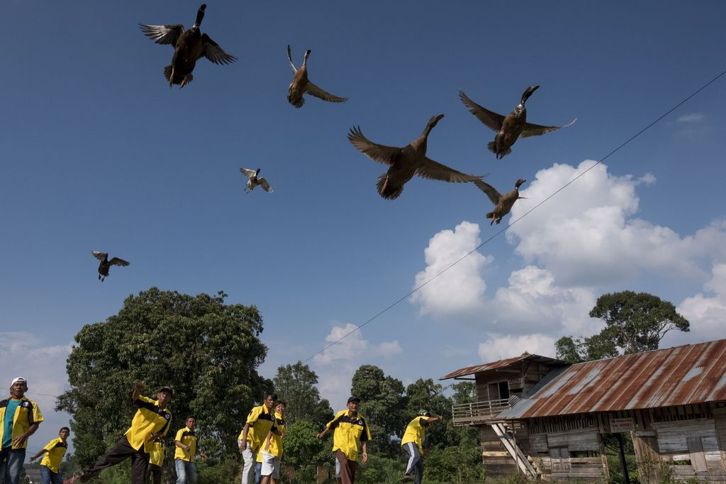 Karya Adit PK. Foto: Fujifilm Indonesia