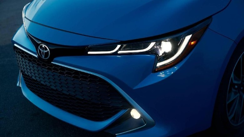 Corolla Foto: Toyota