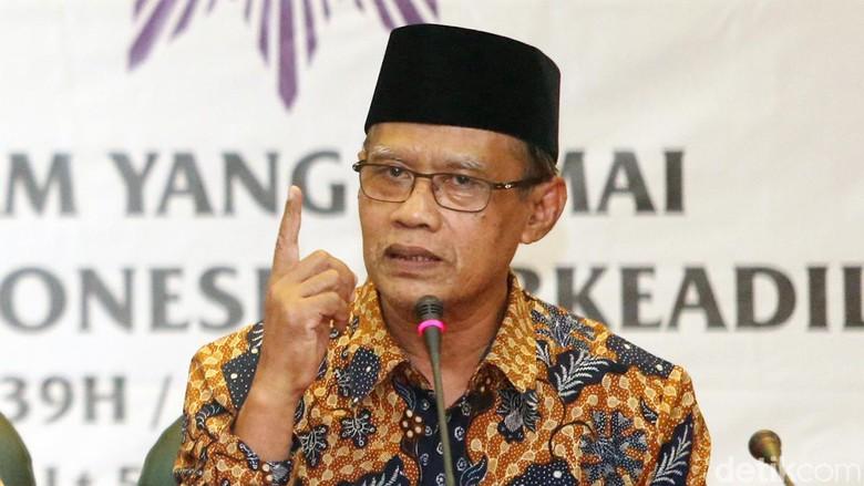 Pesan Haedar Nashir untuk Warga Muhammadiyah soal Pemilu 2019