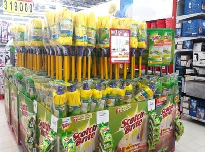 Bun, Yuk Bersih-bersih Rumah dengan Produk-produk Berkualitas
