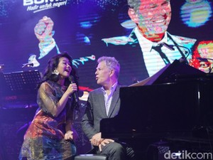 Girangnya Yura Yunita Nyanyi Diiringi David Foster