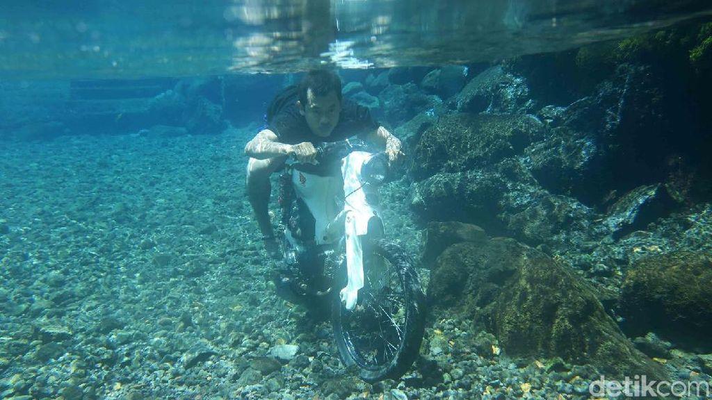 Purbalingga Punya Spot Foto Underwater Kekinian