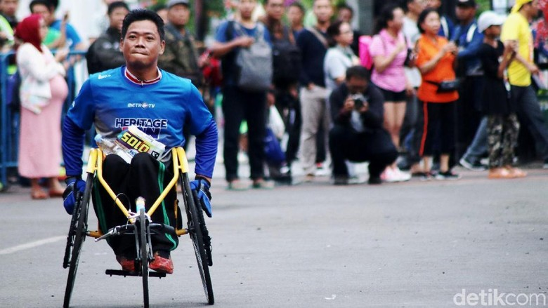 Intip Keseruan Lomba Lari Keliling Kota Tua
