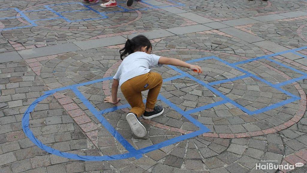 Siapa Bilang Kids Jaman Now Nggak Suka Permainan Tradisional?