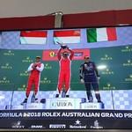 Indonesia Raya Berkumandang Lagi di Sirkuit F1