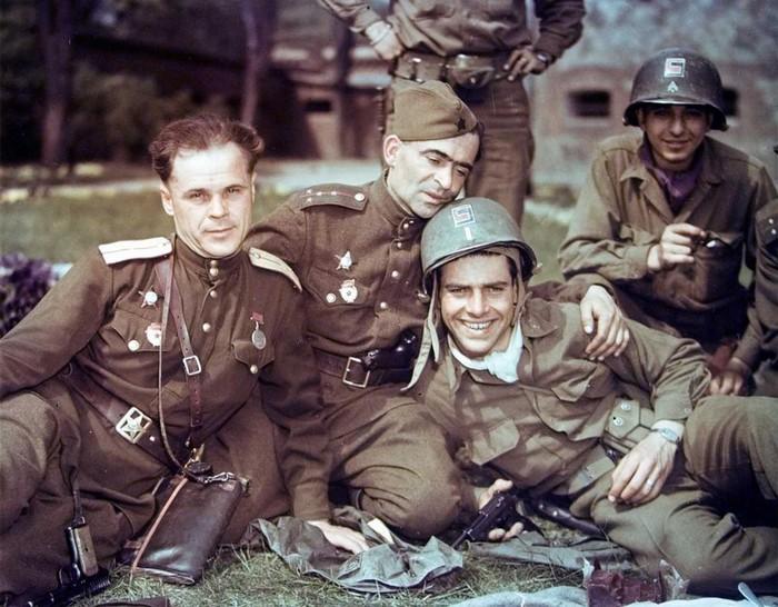 Ilustrasi tentara Nazi (Foto: Rarehistoricalphotos)