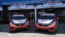 Honda Punya Jazz Baru Buat Pebalap di Indonesia