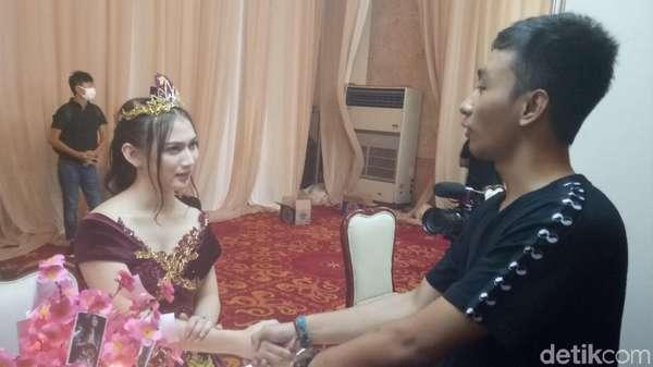 Handshake Terakhir dengan Princess Melody JKT48
