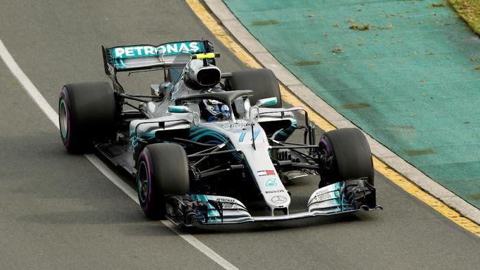 Valtteri Bottas akan start dari posisi ke-15 di GP Australia (Foto: Brandon Malone/Reuters)