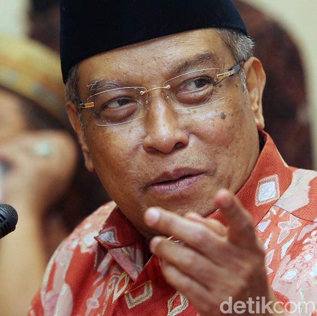 Said Aqil: NU Terpanggil Menangkan Maruf, Tapi Tak Berpolitik