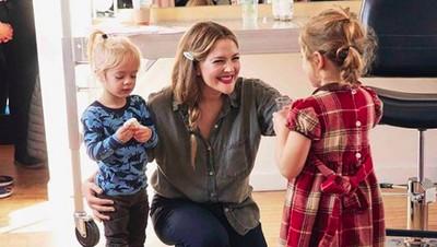 Cara Simpel Drew Barrymore untuk Cegah Anak Tantrum