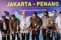 Citilink Terbang Perdana Jakarta-Penang