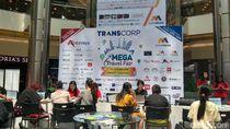 Hari Terakhir Mega Travel Fair di Surabaya, Semua Puas Semua Senang