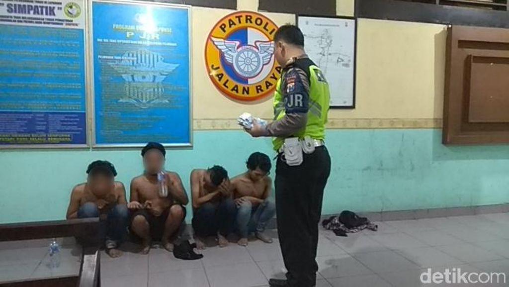 Polisi Belum Temukan Pisau yang Digunakan Todong 2 Vyanisty