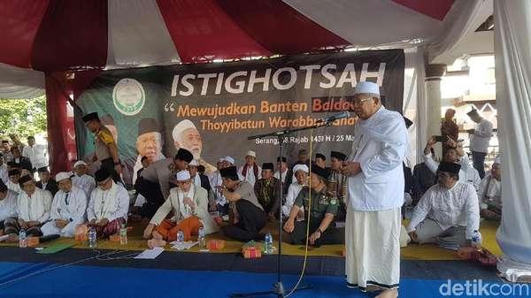 Maruf Amin: Silakan Habib Rizieq Nyapres, Asalkan Rakyat Mau