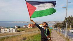 Benjamin Walk to Palestine: Saya Bukan Orang yang Religius