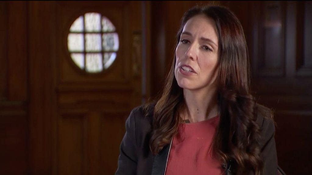 Wajah Terbuka PM New Zealand di Tengah Corona Tuai Kritikan