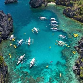 Destinasi di Filipina