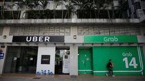 Grab dan Uber Juga Kena Denda Filipina