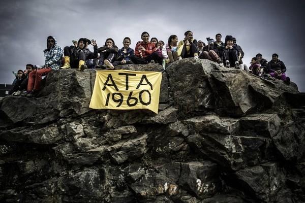 Stadion Tasiilaq ternyata sudah eksis sejak tahun 1960. Stadion ini milik tim sepakbola setempat, ATA 1960 (Visit Greenland)