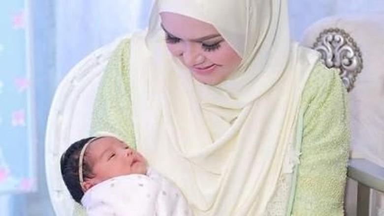 Ini Keistimewaan Arti Nama Aafiyah, Bayi 'Comelnya' Siti