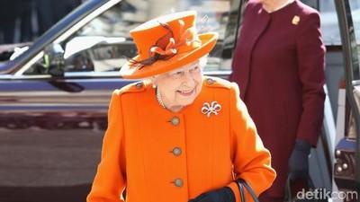 Ini Lho Nama Cicit ke-7 Ratu Elizabeth