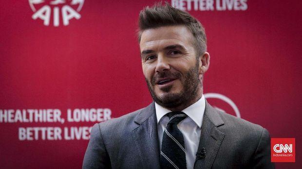 David Beckham tengah membangun Inter Miami yang akan tampil di MLS pada 2020.